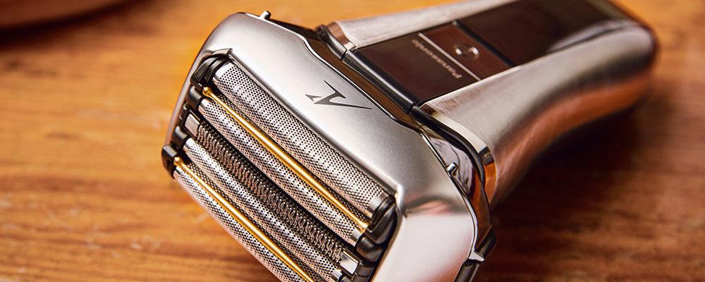 Ideal für unterwegs: der Rasierer Panasonic ES-CV51